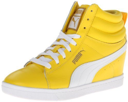 543430841e2e Puma Women s Classic Wedge Sneaker on shopstyle.com Brand Name Shoes