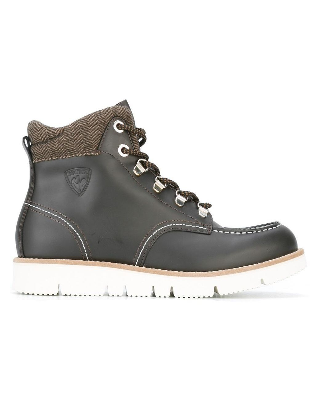 a50c9e0843a Rossignol | Brown 'gravity 45' Boots | Lyst | Accessories ...
