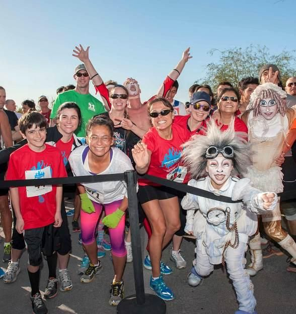 "Cirque du Soleil Hosts 15th Annual ""Run Away with Cirque du Soleil"" Community 5K Run and 1-Mile Fun Walk at Springs Preserve, March 12"