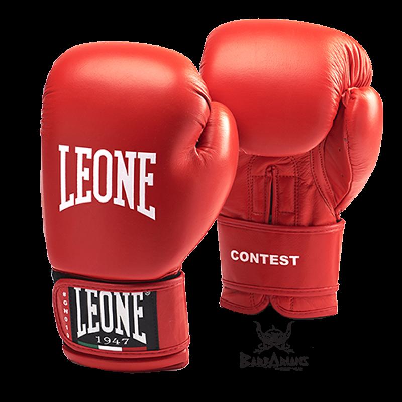 Gants de boxe leone 1947 contest rouge - Dessin gant de boxe ...