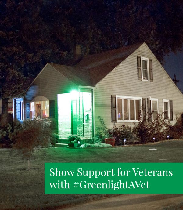Small Gesture Big Show Of Support For Veterans Greenlightavet