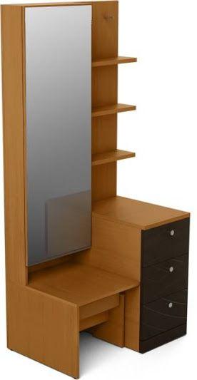 Corner Dressing Table With Wardrobe