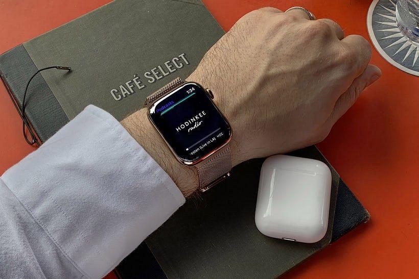 Apple Watch Series 4 style