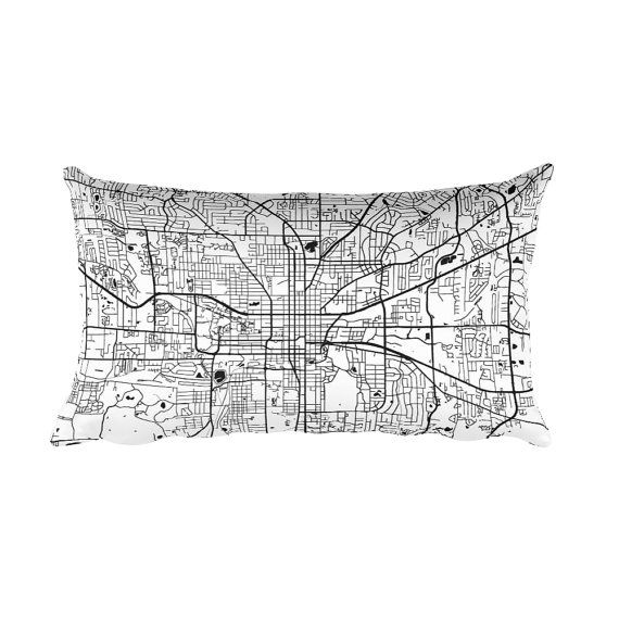 Tallahassee Pillow Tallahassee Decor Tallahassee Cushion