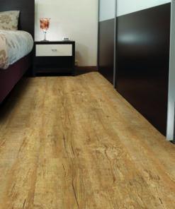 Yellow Cedar 10 5mm Floating Cork Flooring 16 28 Sq Ft Flooring