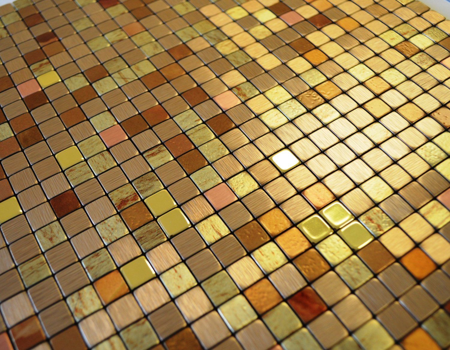 Enchanting Peel And Stick Mosaic Decorative Wall Tile In Bellagio ...