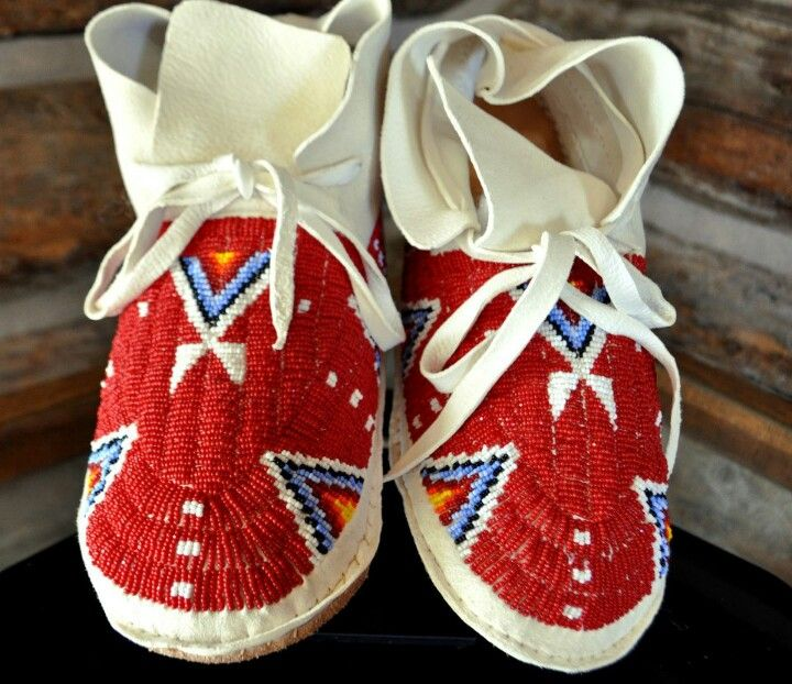 Beaded Moccasins - eBay Find of the Week
