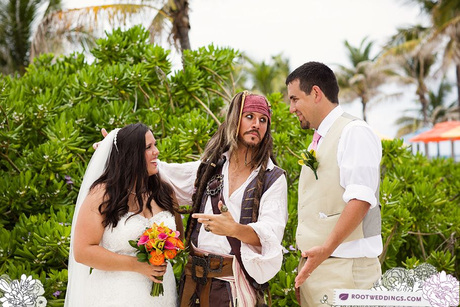 OMG Can I Have Captain Jack Sparrow Officiate Our Renewal Of Vows On A Disney Cruise