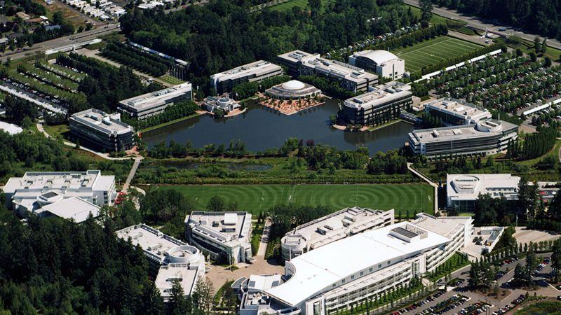 Nike World Campus - Beaverton, Oregon