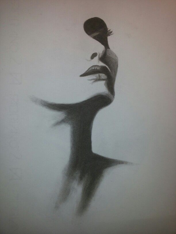 Disegno A Carboncino Pencil Art Drawings