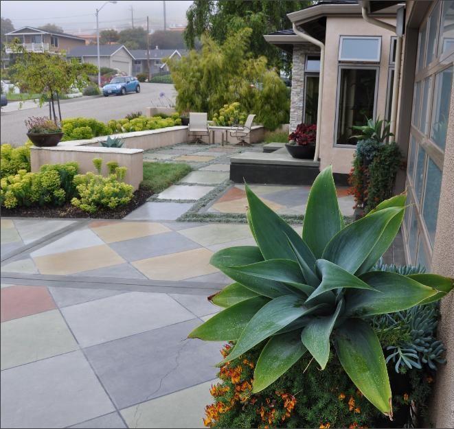 Front Garden Ideas No Grass