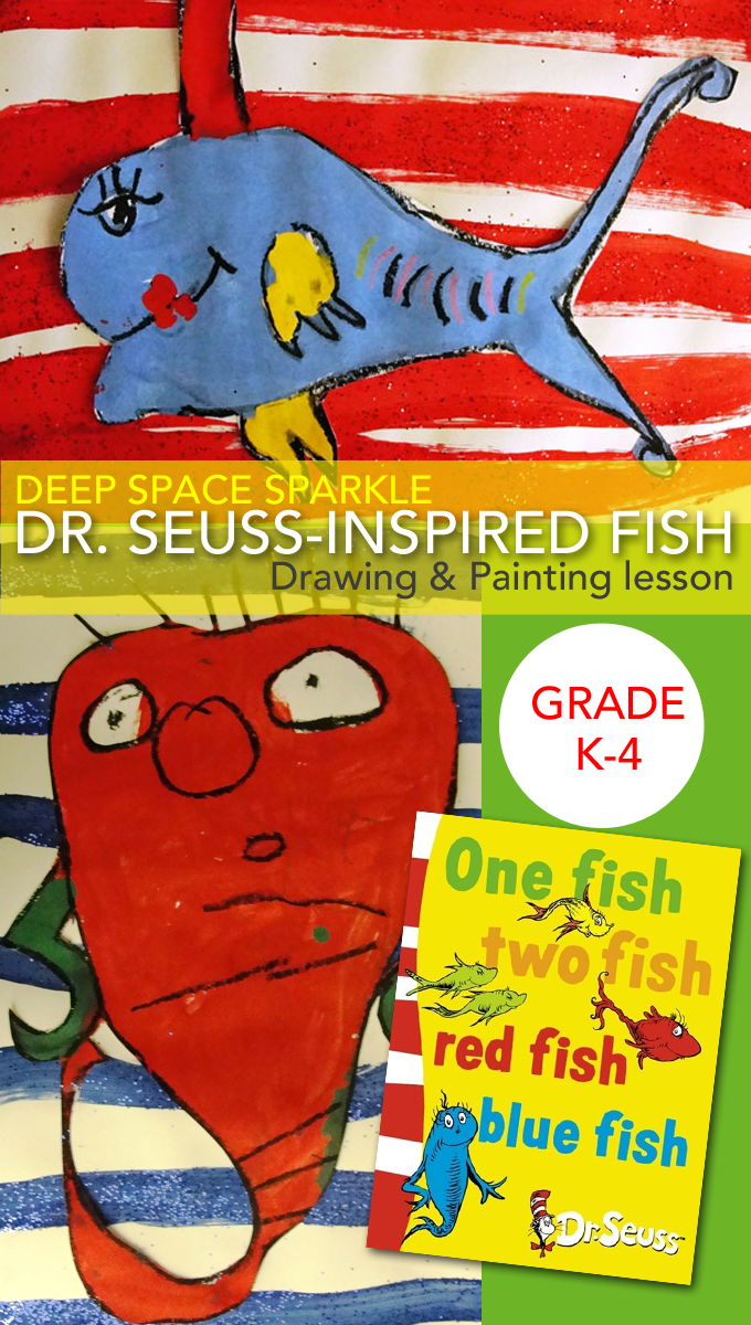 Dr Seuss Art Projects For Elementary