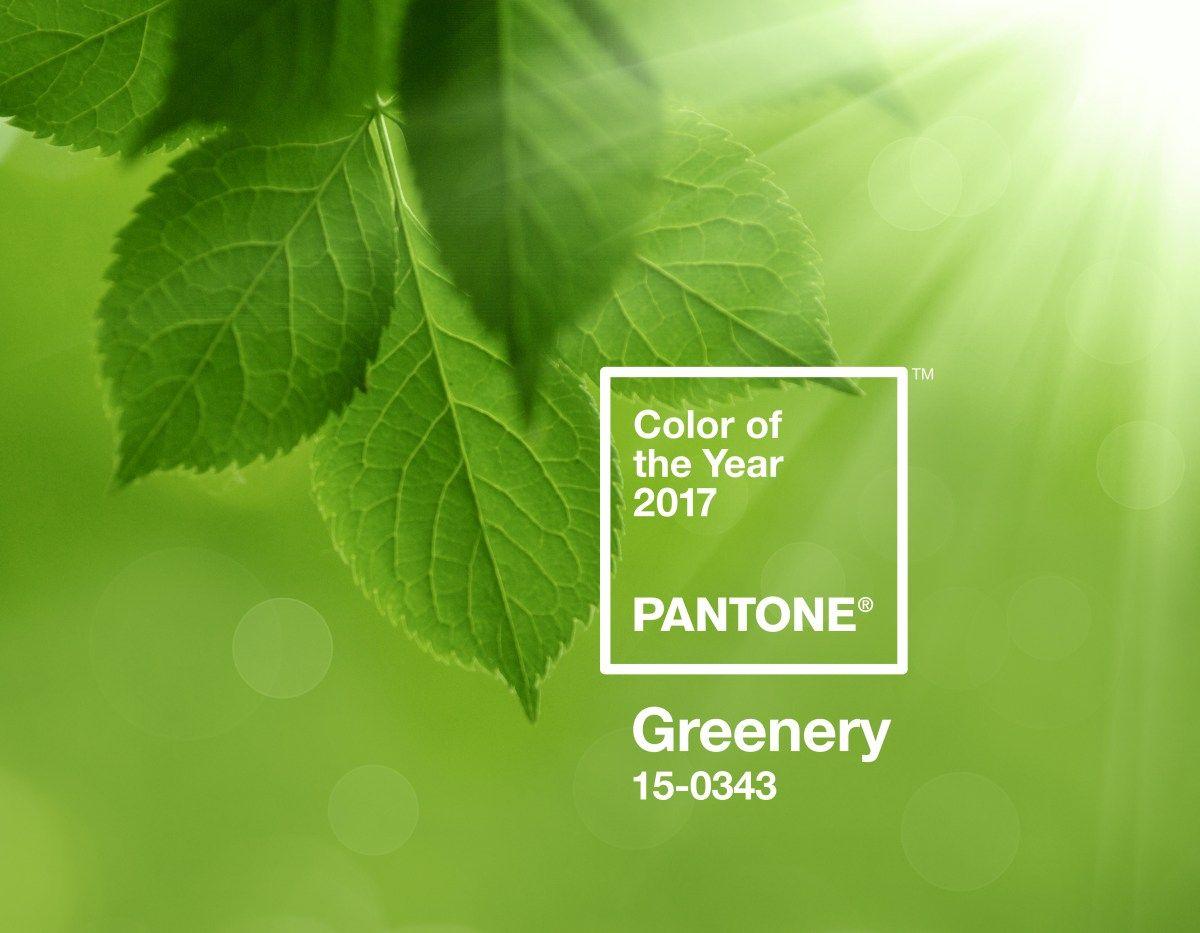 Pantone revela su Color del Año 2017.