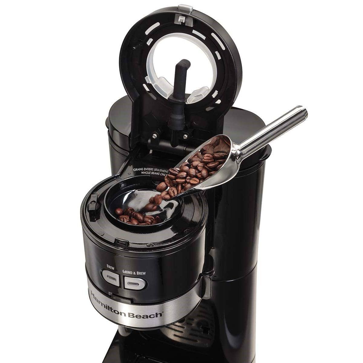 Cuisinart Single Cup Grind & Brew Coffee Maker w/ Water