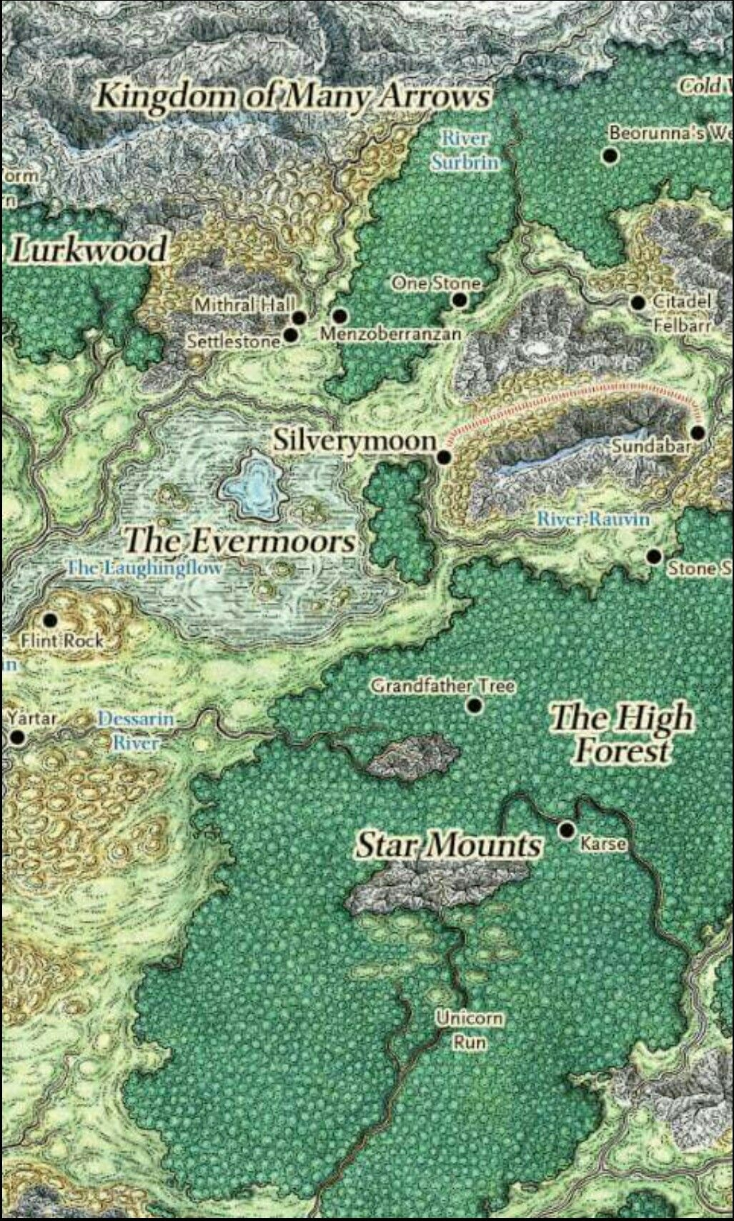 Free Dd World Map Maker.The North Forgotten Realms Pinterest Fantasy City Map Fantasy