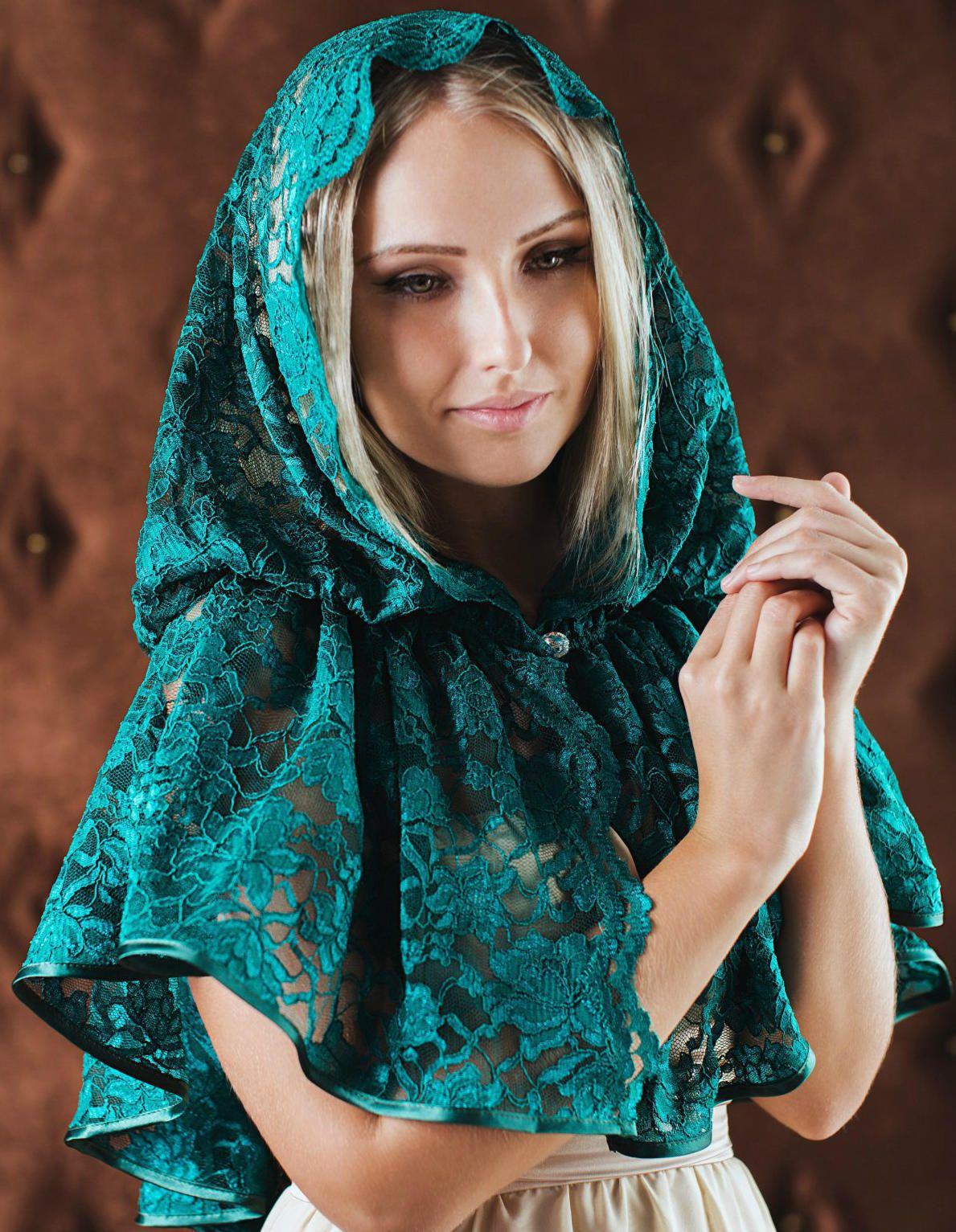 Как сшить донской платок для храма фото 577