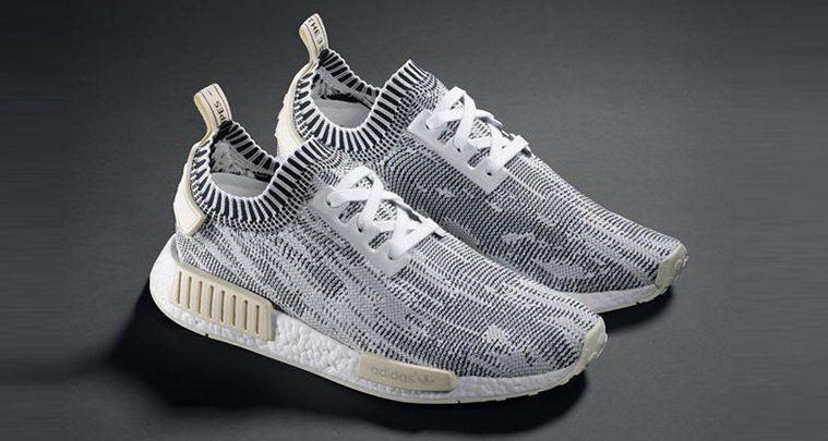 adidas nmd primeknit mimetico pack si intrufola socks pinterest adidas