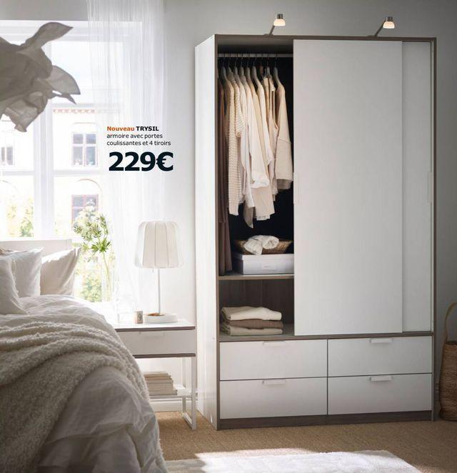 Dressing Et Armoire Ikea Les Nouveautés Du Catalogue Ikea