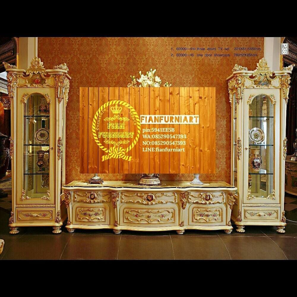 oLshop furniture jepara ada banyak koleksi furniture kayu jati & mahoni. soal harga bisa disesuaikan dengan kebutuhan anda silahkan datang ke workshop kami. alamat bisa dicek di bio kami kontak langsung silahkan. Terima kasih   follow@fianfurniart follow@fianfurniart follow@fianfurniart  Furniture jepara  phone :085290547393 ph/wA:085290547393 pin : 5941ee5b Line: fianfurniart  #Furniturejogja #furnituresurabaya #furniturejakarta #furniturebandung #furniturejepara #lemarihias#likeforlike #furniturebali #tokofurniture #tokomebel #jualfurniture #jualfurnituremurah #furnituremurah #furniture #furnituredesain #buffettv #furniturejepara #mebeljepara #tokofurnituremurah #prabotrumah #furnitureinterior #furnitureminimalis #furnituremewah #hargafurniture #hargamebel #jakarta #pondokindah #rosewoodliving#cabinettv by fianfurniart