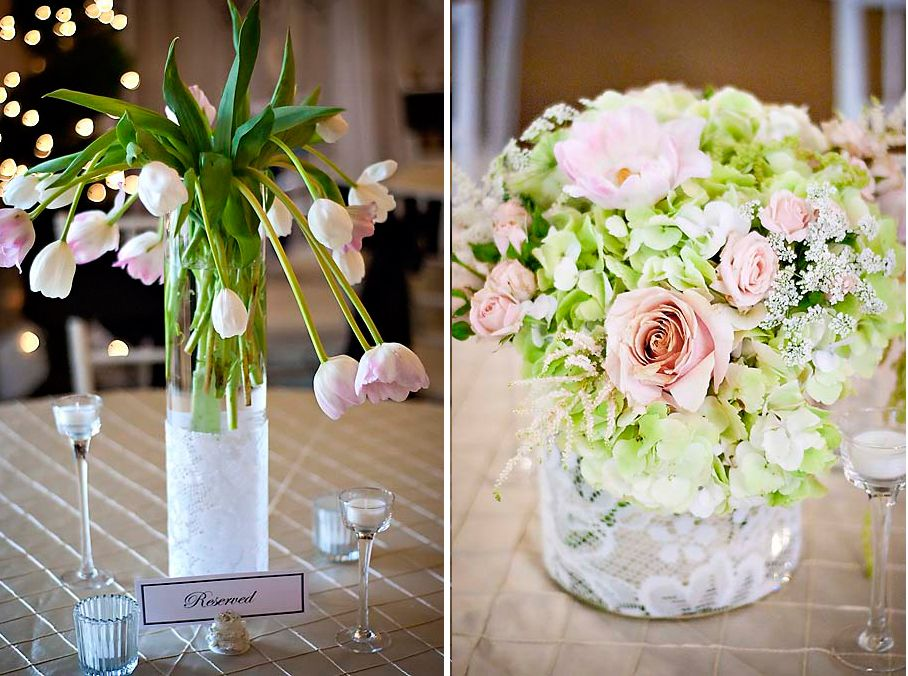 Hydrangea Wedding Centerpieces Cost Wedding Ideas