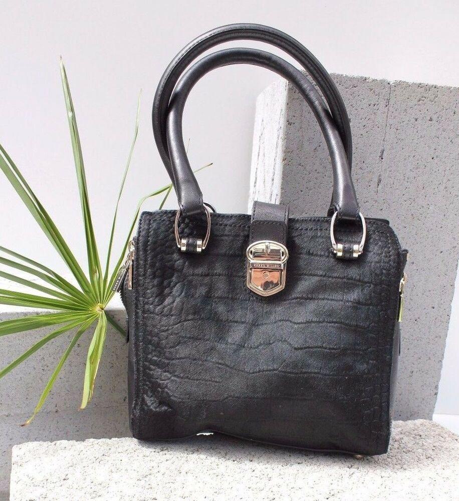 e6a84ca19e Karen Millen GR056 Luxe Leather Handbag Tote Grab Evening Dress Box Hand Bag  #KarenMillen #Tote
