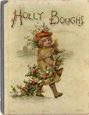Holly Boughs Book