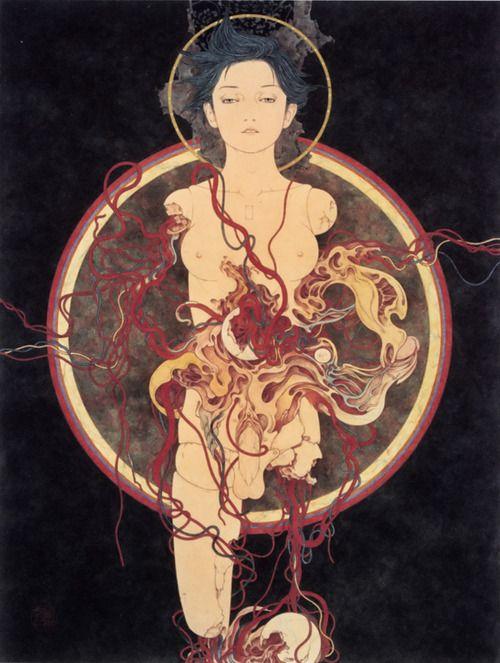 love Japanese artists