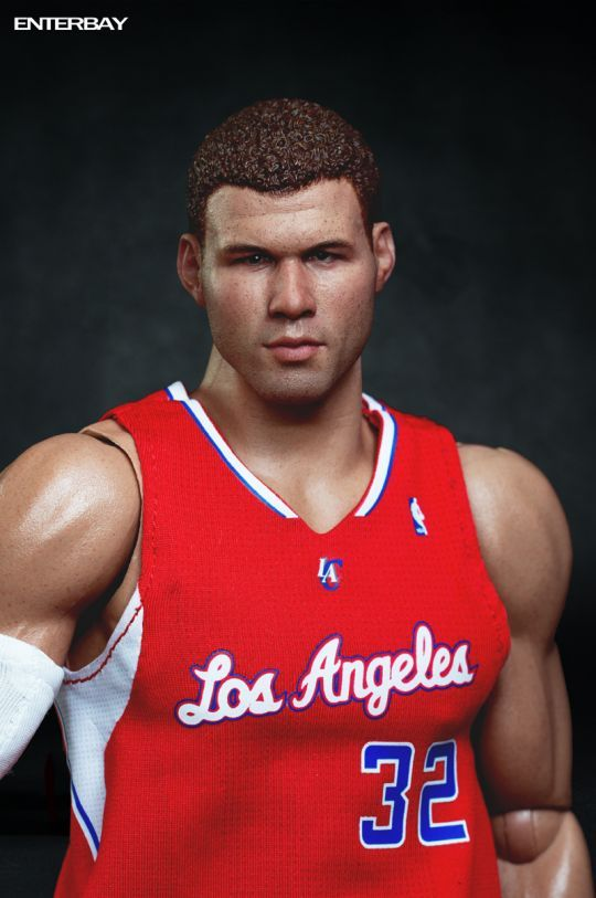 Figurine 1/6 NBA Collection - Blake Griffin - Machinegun.fr