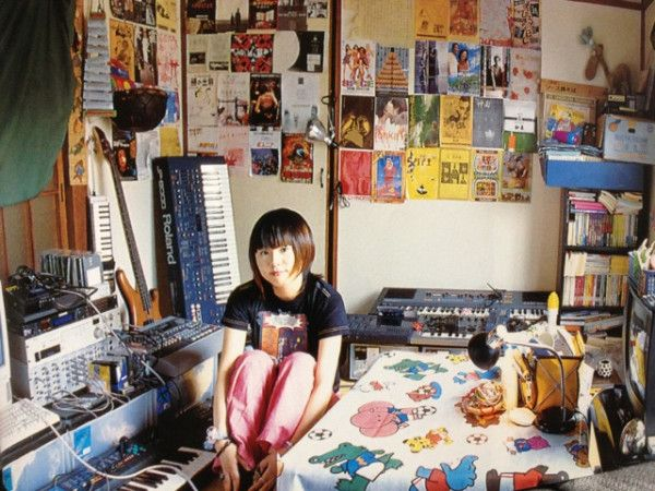 Rooms Of Japanese Teens The 102
