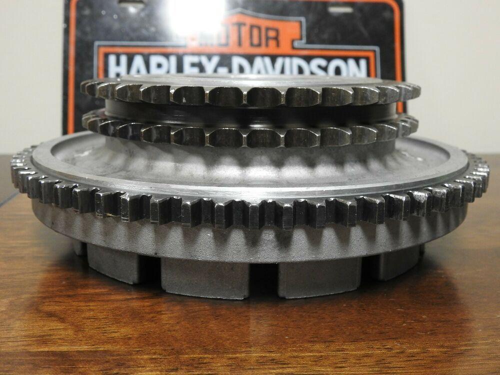 Clutch Drum Kit fits Harley-Davidson