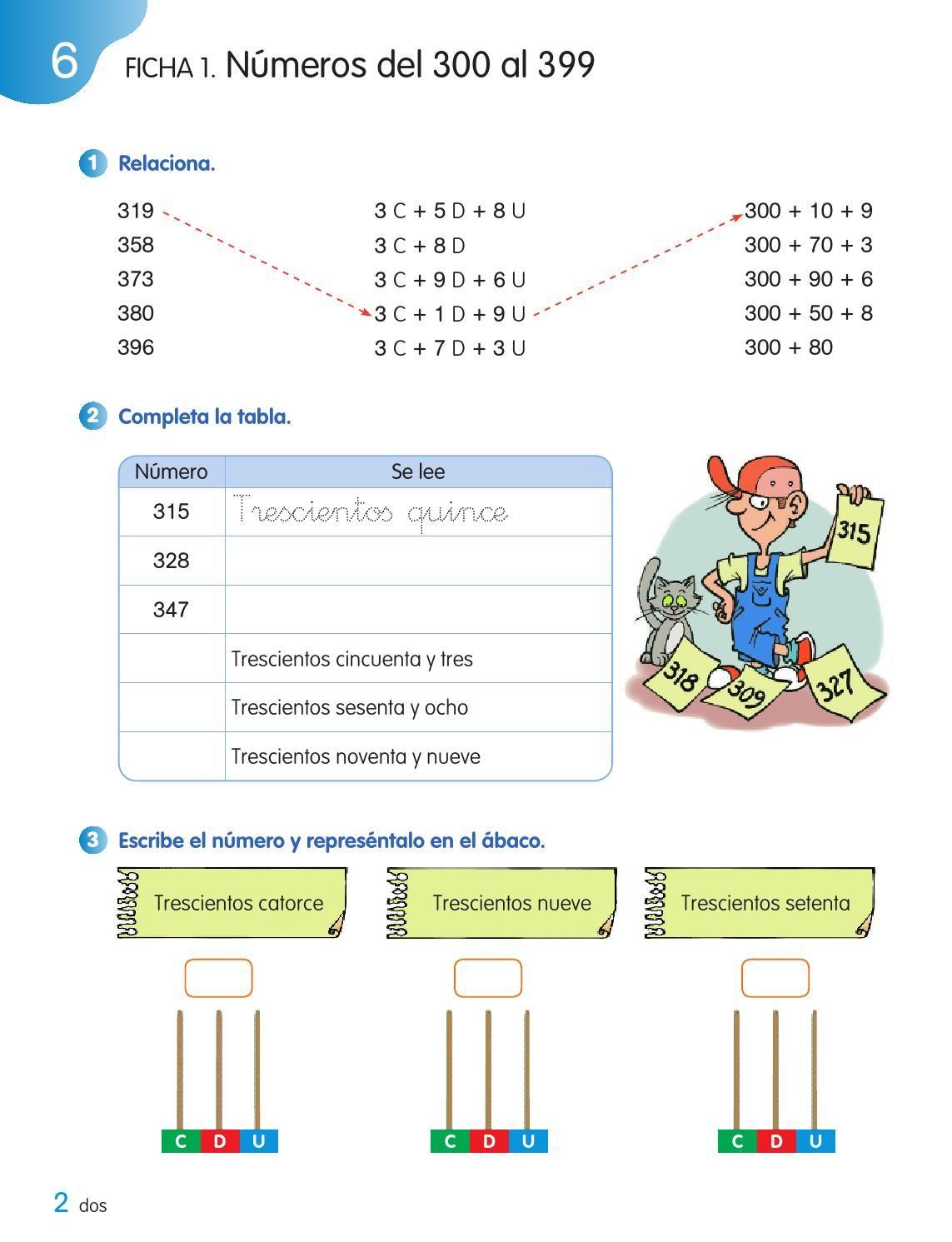 Cuaderno De Matemáticas 2º De Primaria Segundo Trimestre Los Caminos Del Saber Santillana Cuadernos De Matemáticas Matematicas Actividades En Clase