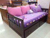 Donco Twin Capt. Bed (153ACP)