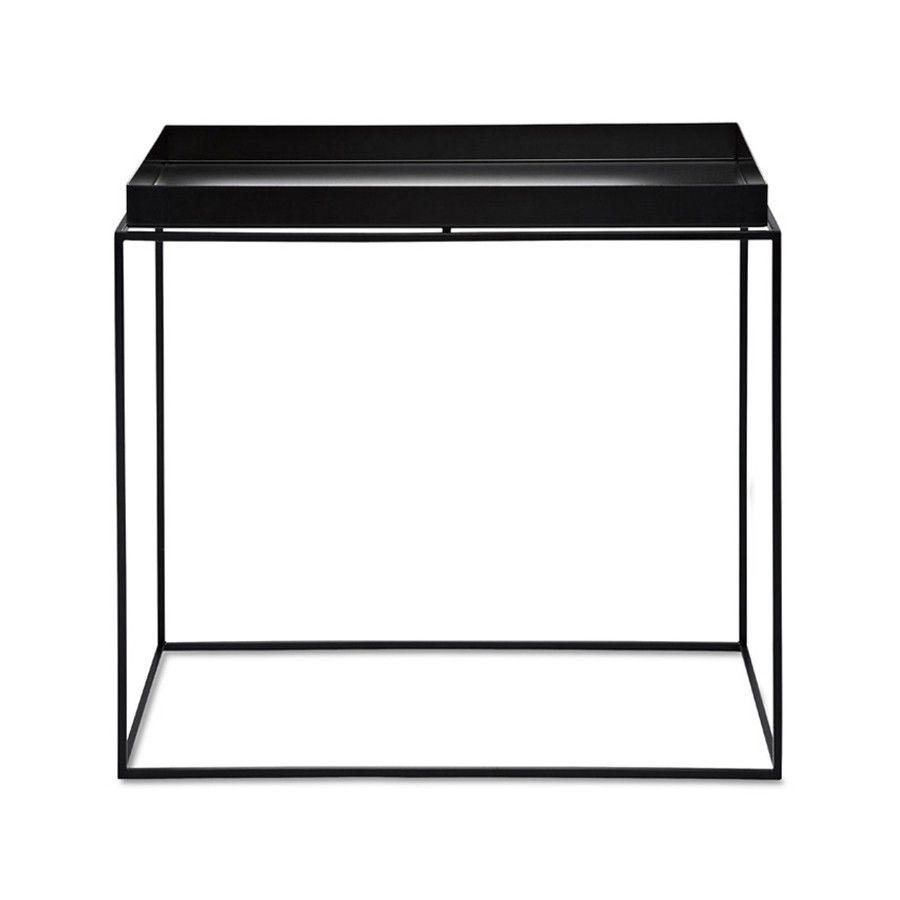 T R Tray Table Black 40x60 Jpg Beistelltisch Schwarz Beistelltisch Couchtische Dekorieren