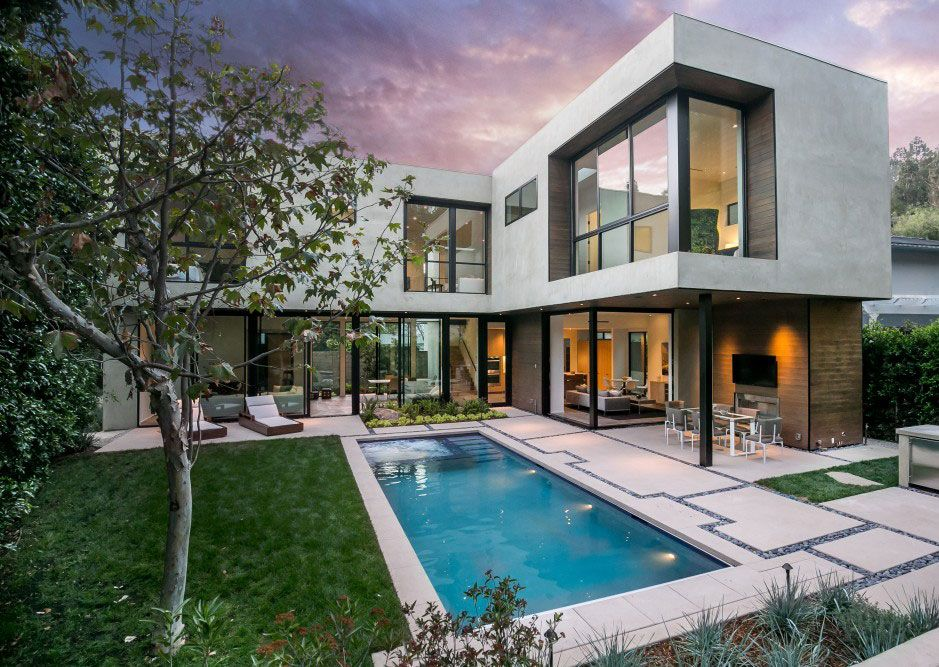 A Light-Filled Home Goes For Sale in Los Angeles, California ...