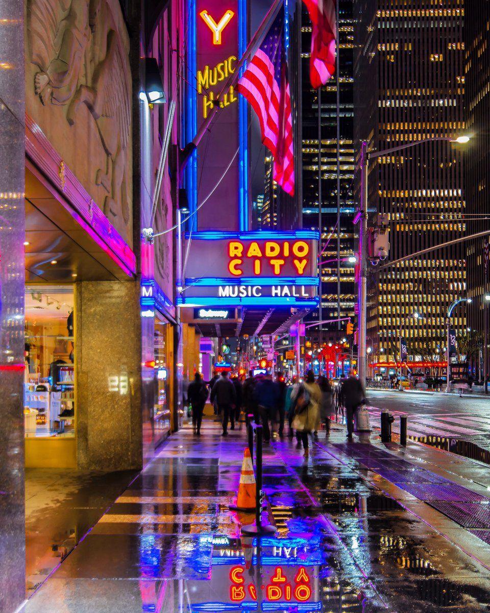Radio City Music Hall Nyc Visit New York New York Photos Ny City