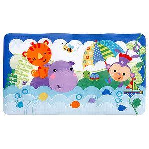 Fisher Price Jungle Fun Bath Mat Fun Bath Mats Bath Time Fun Bath Mat