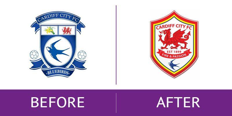 Cardiff City rebranding
