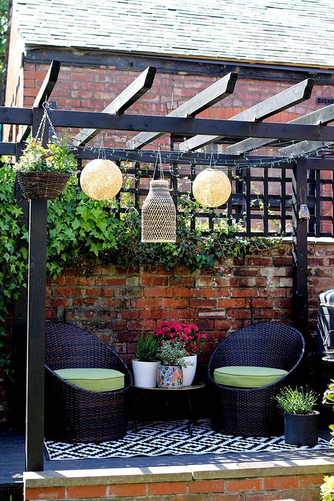 Cozy outdoor Seating Ideas | Backyard Seating Ideas in ...
