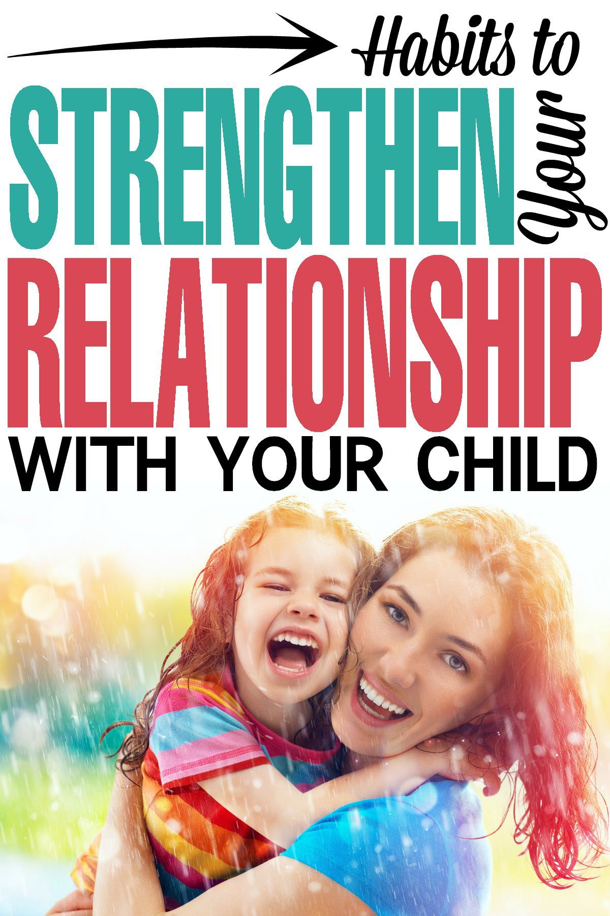 strengthen caregiver and child relationship