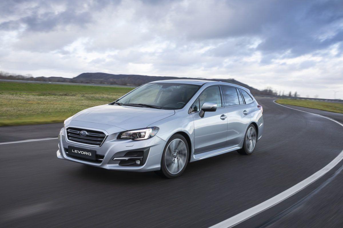 La Subaru Levorg Si Rinnova Subaru Levorg Subaru Prezzo