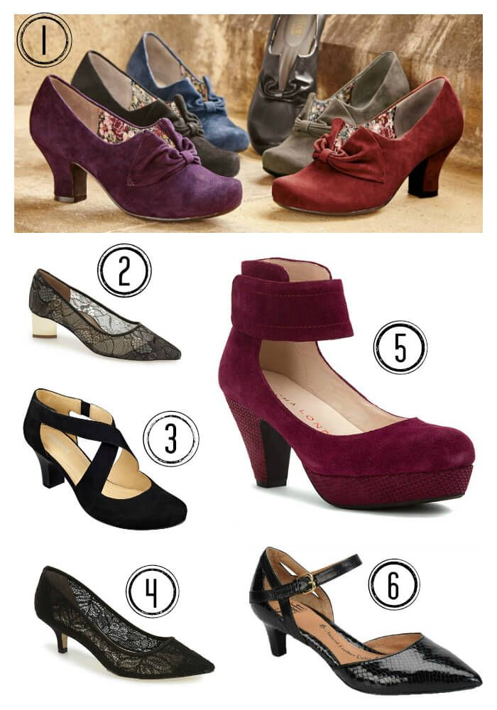 6 Comfortable, Beautiful Dress Shoes for Women
