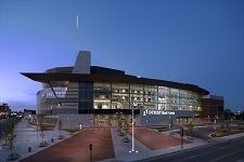 INTRUST Bank Arena is an aware-winning arena owned by Sedgwick County and managed by SMG. The arena hosts sporting events, family shows, concerts and much more!