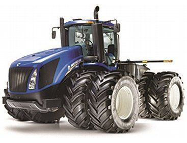 The 1 32 New Holland T9 Tractor From The Britains 1 32 Farm Heritage Series Tractors Tractor Toy Big Tractors