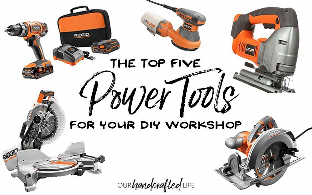 Top 5 Power Tools For Beginners Beginner S Guide To Diy