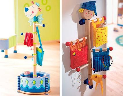 Percheros para ni os proyecto muebles pinterest - Percheros infantiles de pared ...