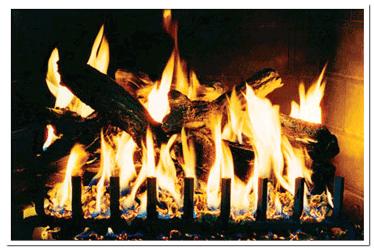 Eiklor Ultimate 5 Gas Log Burner System