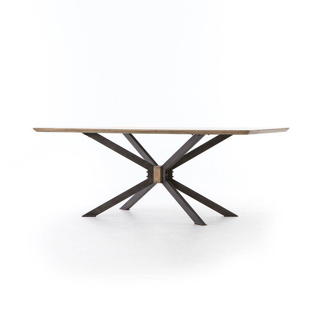 Spider Dining Table Brass Clad Mit Bildern Esszimmertisch