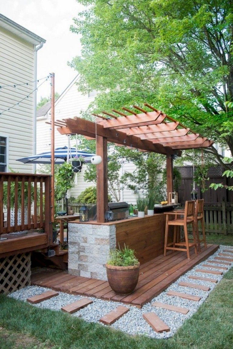 50 Outdoor Bar Ideas For Outdoor Project Backyard Beautiful Backyards Outdoor Kitchen Design