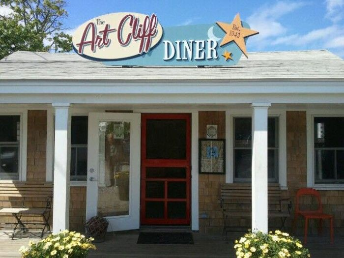Old Fashion eats and places in MA