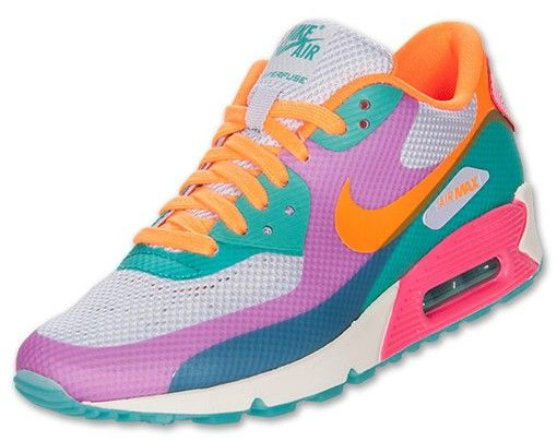 Nike WMNS Air Max 90 Hyperfuse Multi color | Sole